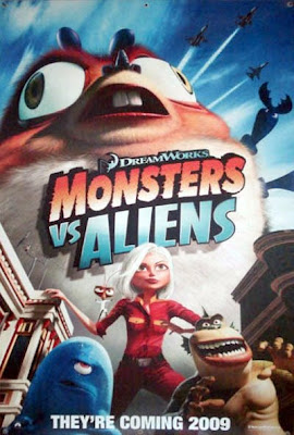 Monsters vs Alien