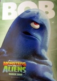 Bob - Monsters vs Aliens