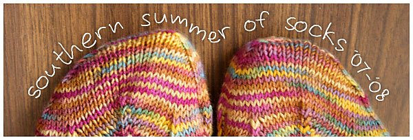 Southern Summer of Socks