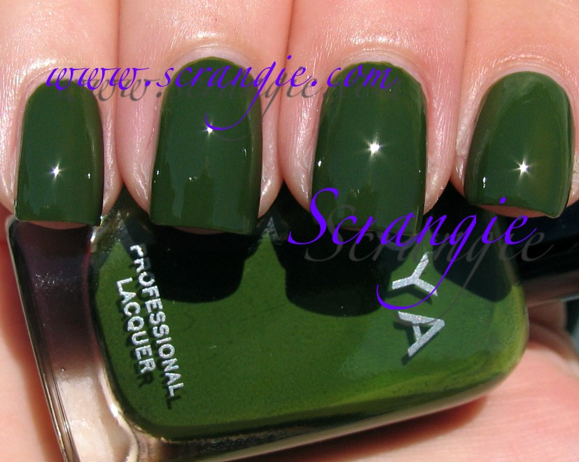 Scrangie: Zoya Wicked and Wonderful Collections Fall 2010
