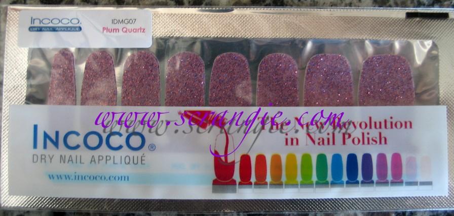 Thanks for everyone contributing to nail polish strips