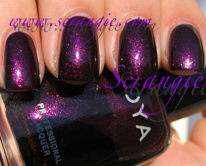 Scrangie: Zoya Fire and Ice Collection for Winter/Holiday 2010