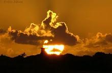 Saiba o horário do pôr-do-sol