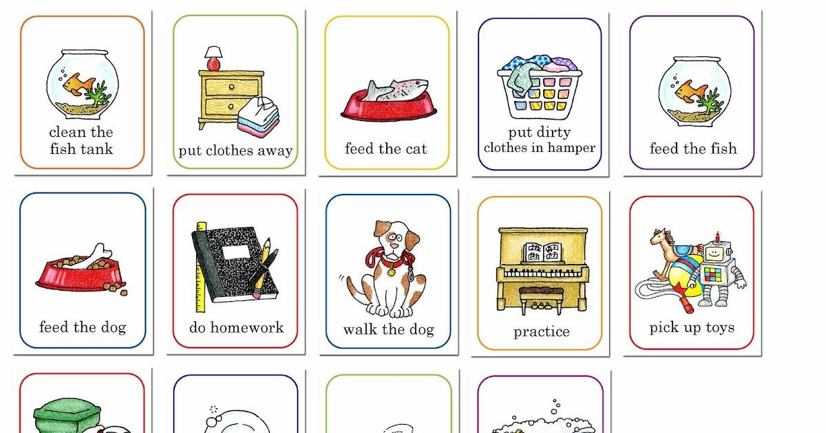 susan fitch design job chart rh susanfitchdesign blogspot com free printable chore chart clipart printable chore chart clipart