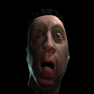 Miquel Gelabert-Personaje 3D
