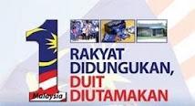 Satu Malaysia Slogan Kita