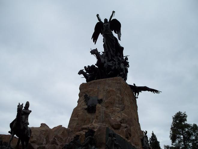 Cerro de la Gloria -Mendoza