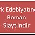 Türk Edebiyatında Roman [Slayt]