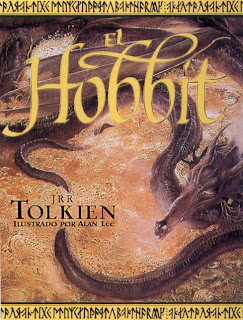 El Hobbit - J. R. R. Tolkien Hobbit_ilustrado