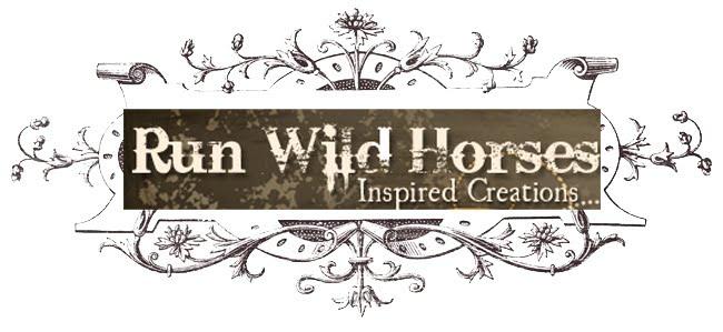 Run Wild Horses Jewellery