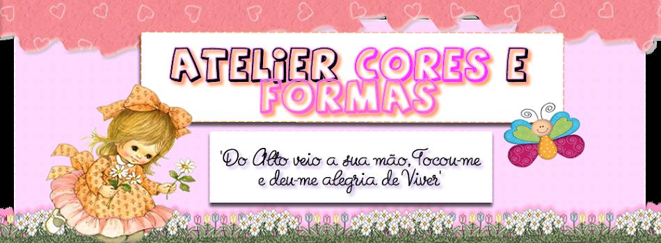 ATELIER CORES E FORMAS