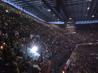 Vasco Rossi live san siro milano 2008 concerto
