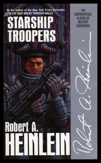 Speculative Book Review: REVIEW: Starship Troopers by Robert A ...