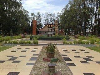 Taman Pusparagam Nan Indah