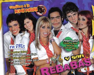 RBD pendejo
