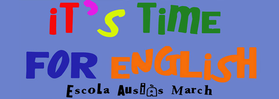 It's Time For English
