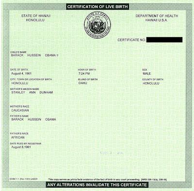 birth certificate obama. irth certificate obama. as a