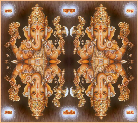 Indian Gods And Goddesses: Ganesh