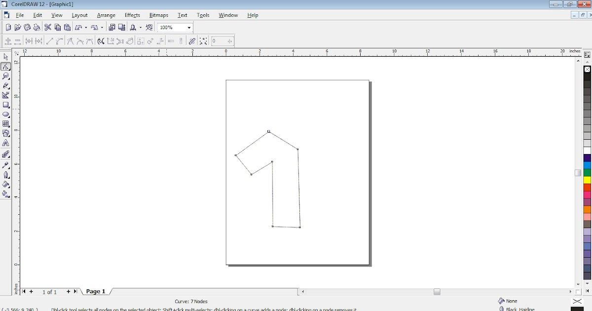 Rizqi Activities: Cara membuat desain baju menggunakan