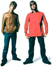 BrothersNoel y Liam  Gallagher