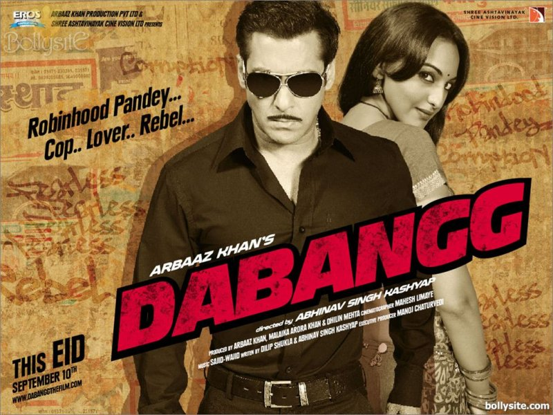 Dabangg (2010) HD