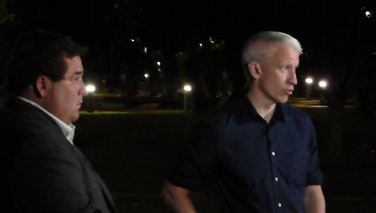 Anderson Cooper 360 On Location