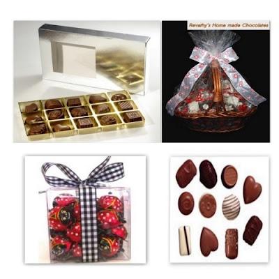 Homemade Chocolates Offers