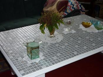 MItt egengjorda soffbord