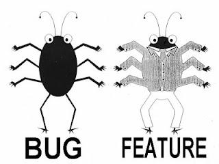 延伸閱讀:Feature Request, Or Bug Fixing?