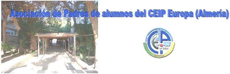 Blog de la A.P.A. del CEIP Europa. Almería