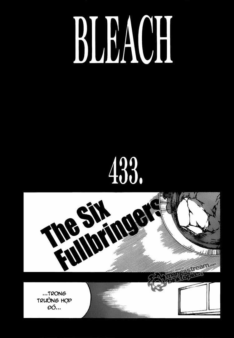 xem truyen moi - Bleach - Chapter 433