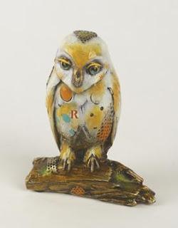 Samuel (Small Owl). Nano Lopez.