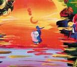 Better World III. Peter Max.