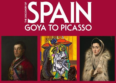 The Discovery of Spain: Goya to Picasso