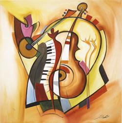Music is My Life. Alfred Gockel.