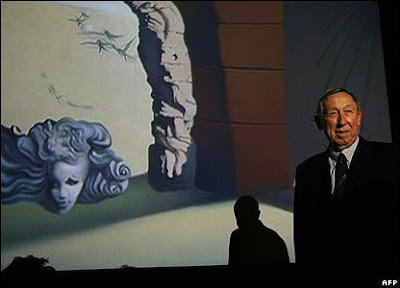 Roy E. Disney, Destino. Park West Gallery.