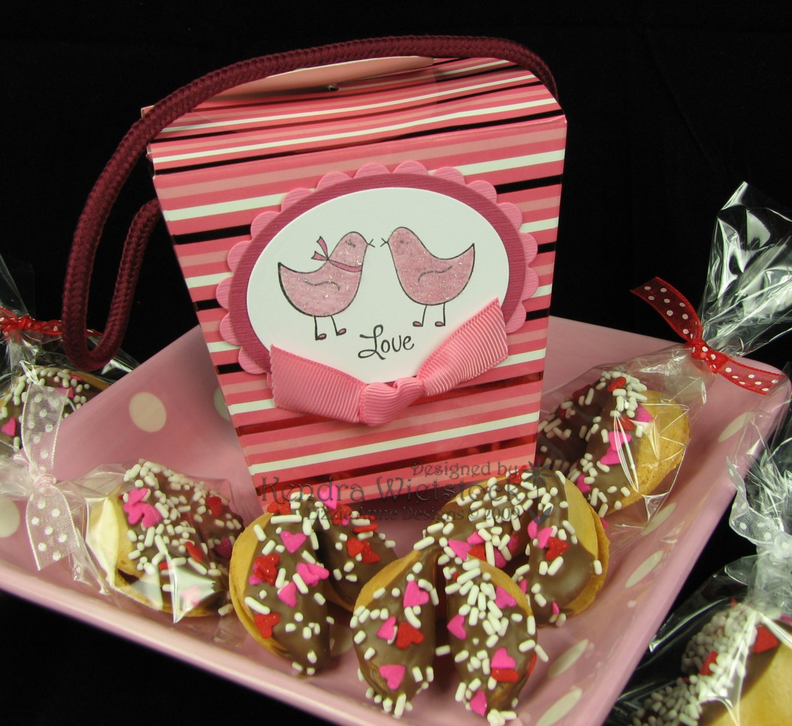 Kendra\'s Paper Creations: Your Fortune is .... FULL OF LOVE!