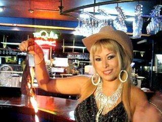 Cantante Jackie Castañeda