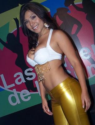 Tula Rodríguez peruana