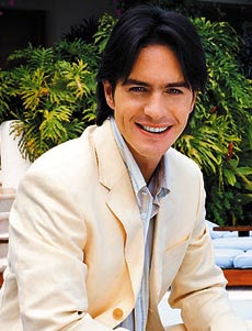 Actor Mauricio Ochmann