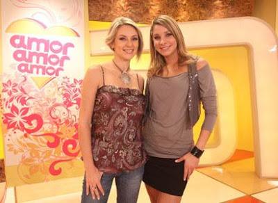 Sofía Franco y Janine Leal
