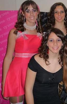 Daniela Camaiora peruana