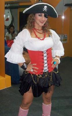 Pamela Mármol de pirata