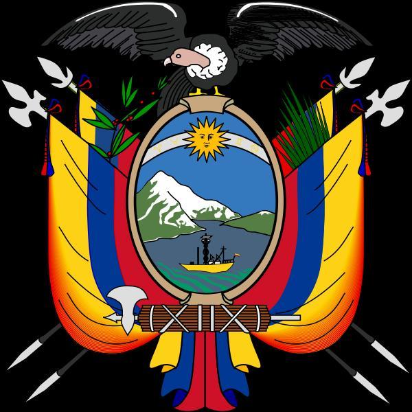 El Escudo De Ecuador