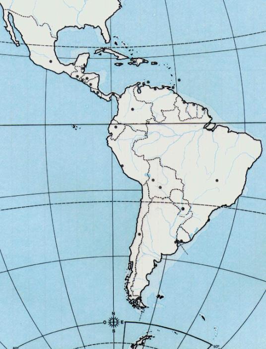 Cultura Miscelaneas Imagenes Dibujos Del Mapa Politico De