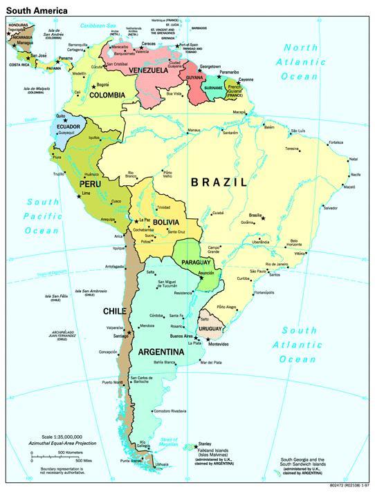 Croquis de america latina - Imagui