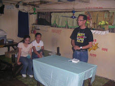 Cotabato City Jail Bible Study and Visitation