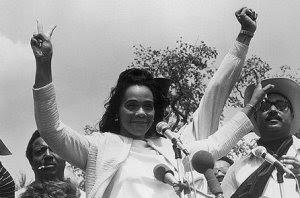 Coretta scott king essay