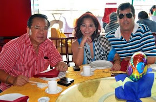 NSA Chavit Singson, Diana Limjoco, Dave Dewbre, China Palace, Mall of Asia