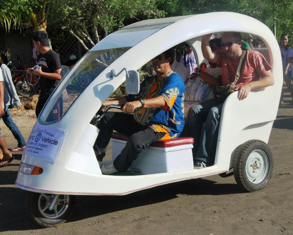 E-trikes or Electric Tricycle
